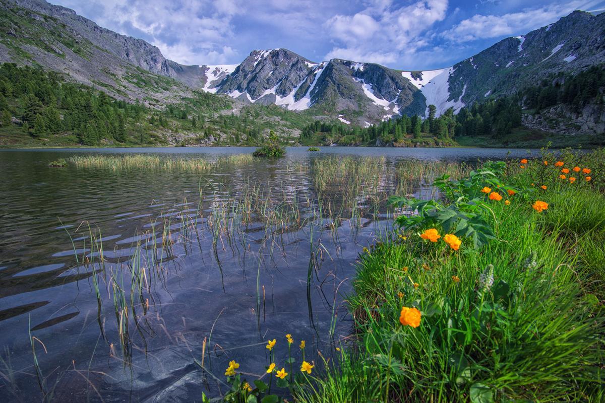 каракольские озера в горном алтае фото этом